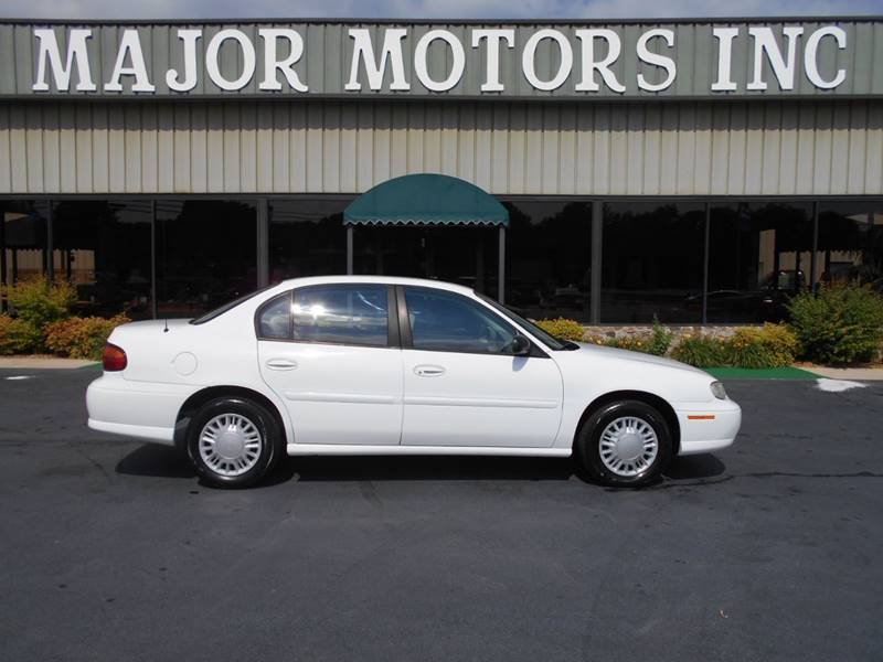 2000 Chevrolet Malibu 4dr Sedan - Arab AL