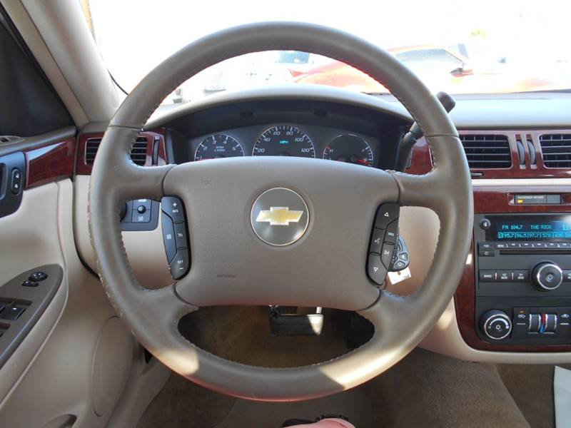2007 Chevrolet Impala LT 4dr Sedan - Arab AL
