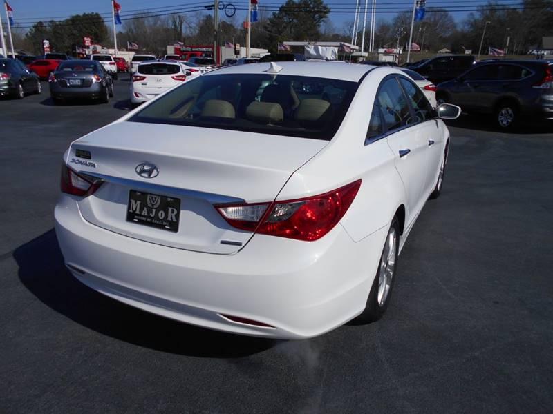 2013 Hyundai Sonata Limited 4dr Sedan - Arab AL