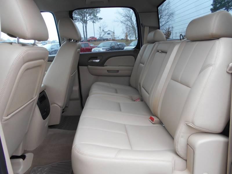2013 Chevrolet Silverado 1500 4x4 LTZ 4dr Crew Cab 5.8 ft. SB - Arab AL