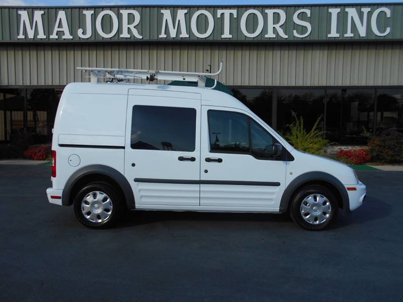 2013 Ford Transit Connect XLT 4dr Cargo Mini-Van w/o Side and Rear Glass - Arab AL