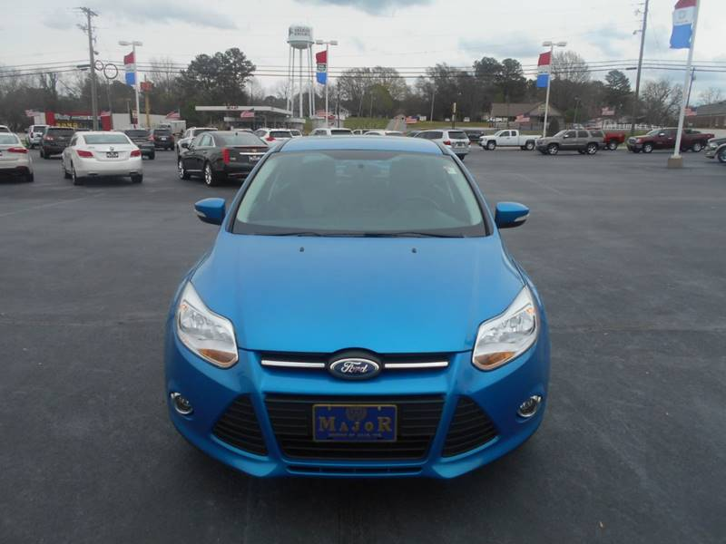 2014 Ford Focus SE 4dr Sedan - Arab AL