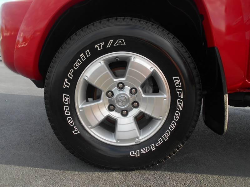 2008 Toyota Tacoma 4x4 V6 4dr Double Cab 5.0 ft. SB 6M - Arab AL