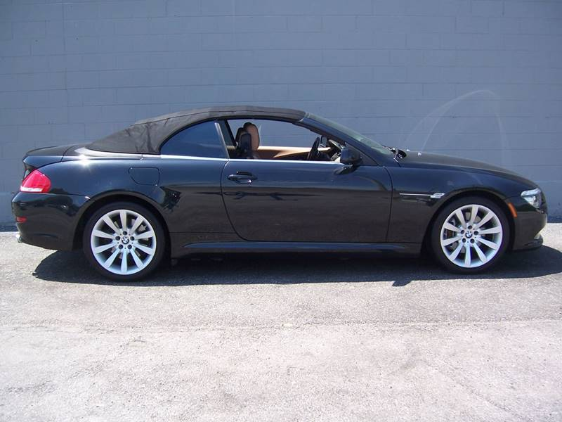 2008 BMW 6 Series for sale at Gambacorta Motors Inc. in Townsend DE