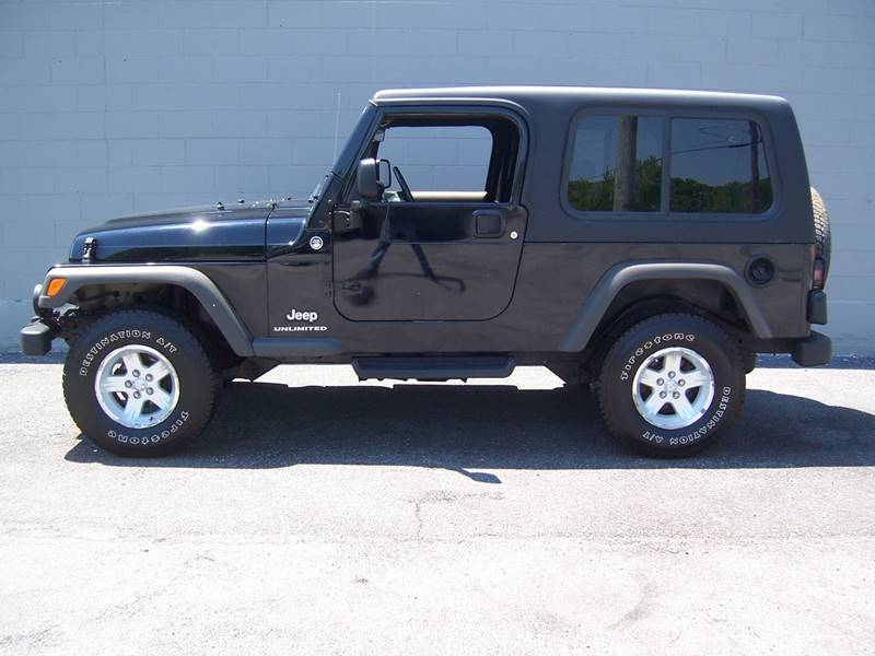 2006 Jeep Wrangler for sale at Gambacorta Motors Inc. in Townsend DE