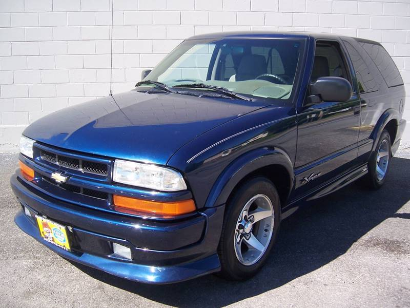 2004 Chevrolet Blazer for sale at Gambacorta Motors Inc. in Townsend DE