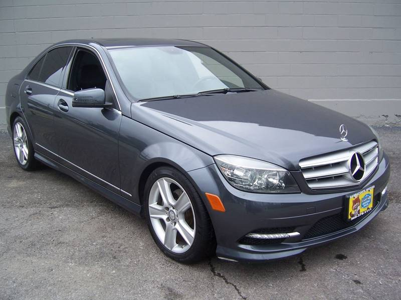 2011 Mercedes-Benz C-Class for sale at Gambacorta Motors Inc. in Townsend DE