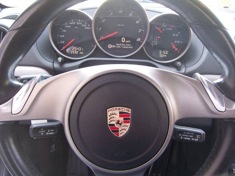 2011 Porsche Boxster for sale at Gambacorta Motors Inc. in Townsend DE
