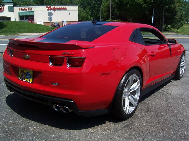 2013 Chevrolet Camaro for sale at Gambacorta Motors Inc. in Townsend DE