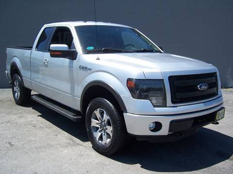 2013 Ford F-150 for sale at Gambacorta Motors Inc. in Townsend DE