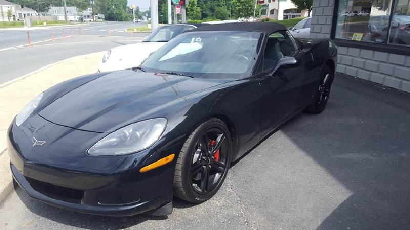 2009 Chevrolet Corvette for sale at Gambacorta Motors Inc. in Townsend DE