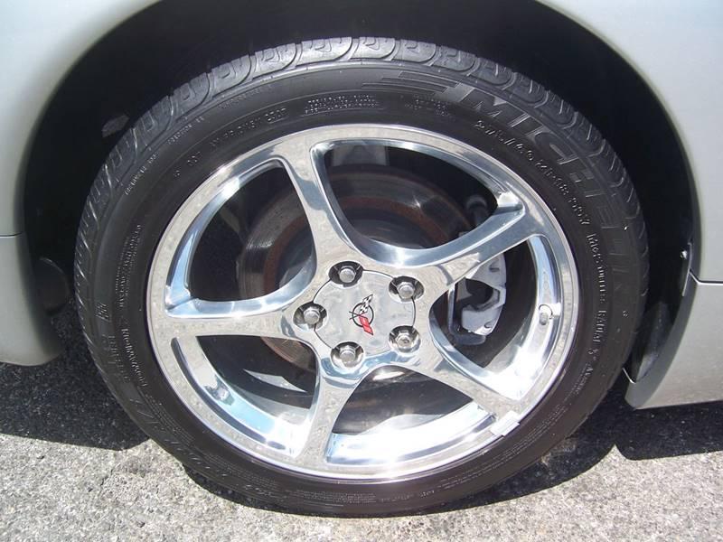 2004 Chevrolet Corvette for sale at Gambacorta Motors Inc. in Townsend DE