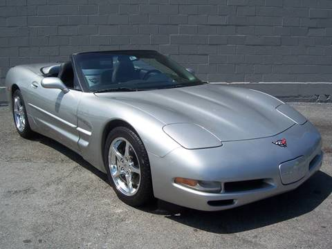 2004 Chevrolet Corvette for sale at Gambacorta Motors Inc. in Townsend DE