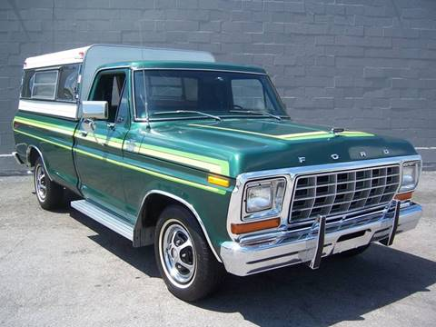 1978 Ford F-150 for sale at Gambacorta Motors Inc. in Townsend DE
