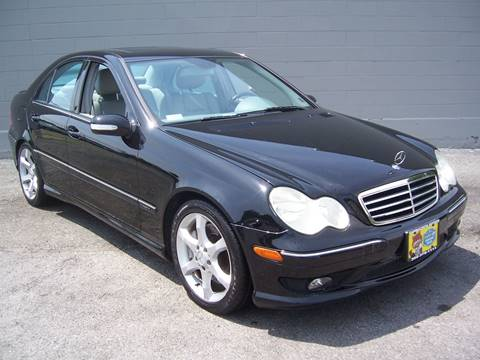 2007 Mercedes-Benz C-Class for sale at Gambacorta Motors Inc. in Townsend DE