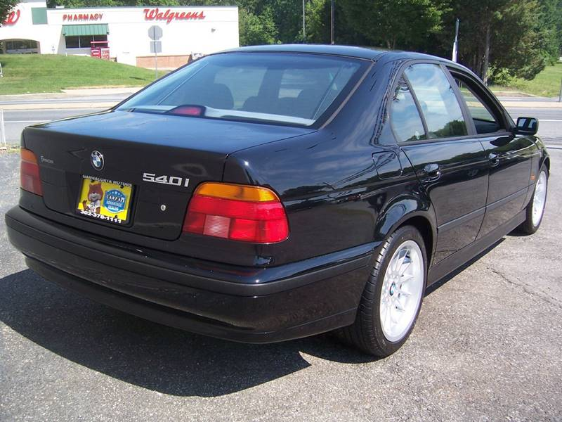 2000 BMW 5 Series for sale at Gambacorta Motors Inc. in Townsend DE