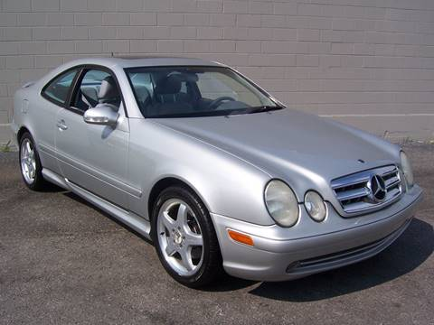 2002 Mercedes-Benz CLK for sale at Gambacorta Motors Inc. in Townsend DE