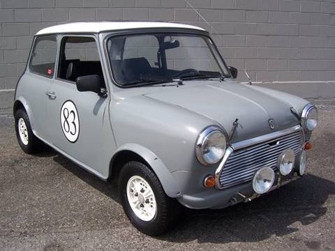 1983 MINI Coupe for sale at Gambacorta Motors Inc. in Townsend DE