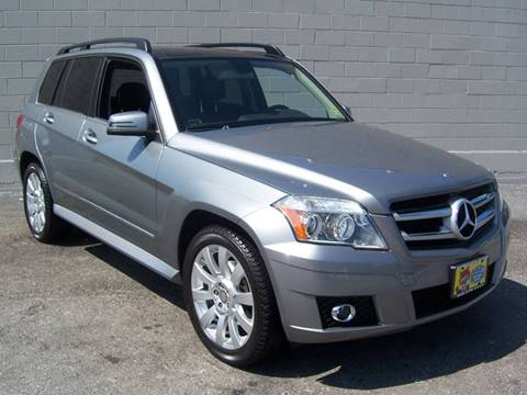 2010 Mercedes-Benz GLK for sale at Gambacorta Motors Inc. in Townsend DE