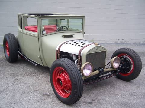 1927 Ford Model T for sale at Gambacorta Motors Inc. in Townsend DE
