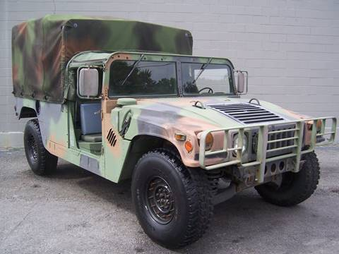 1992 AM General M988 Humvee for sale in Townsend, DE