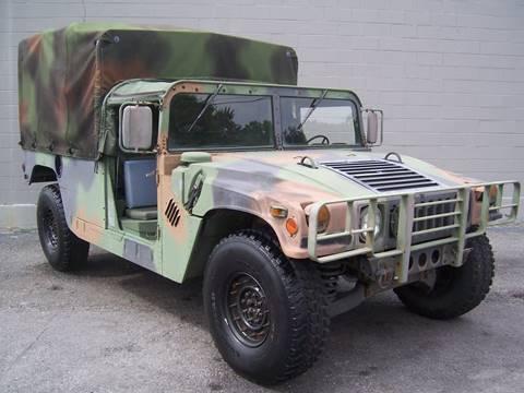 1992 AM General M988 Humvee