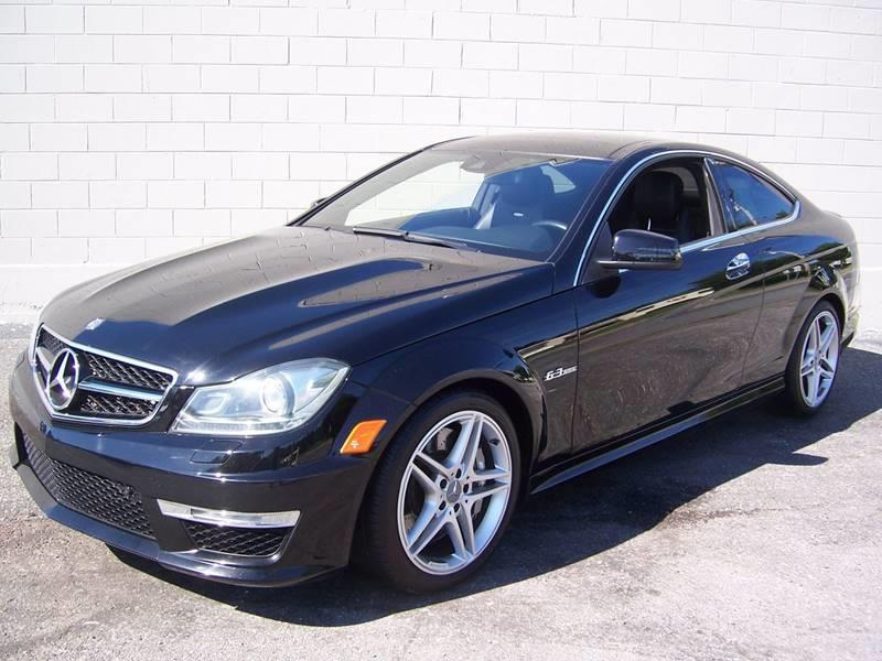 2012 Mercedes-Benz C-Class for sale at Gambacorta Motors Inc. in Townsend DE