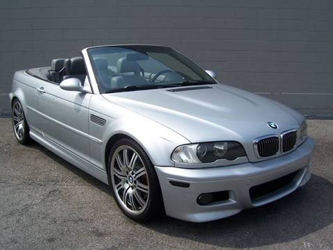 2005 BMW M3 for sale at Gambacorta Motors Inc. in Townsend DE