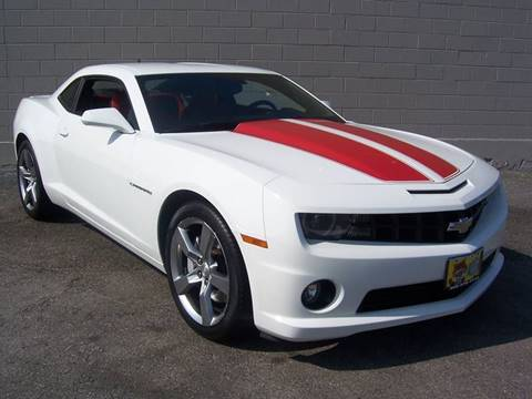 2010 Chevrolet Camaro for sale at Gambacorta Motors Inc. in Townsend DE