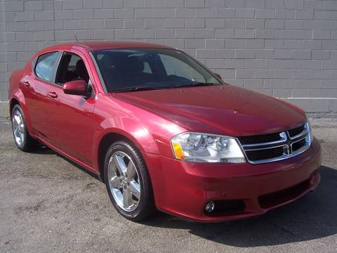 2014 Dodge Avenger for sale at Gambacorta Motors Inc. in Townsend DE