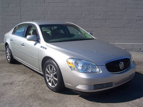 2006 Buick Lucerne for sale at Gambacorta Motors Inc. in Townsend DE