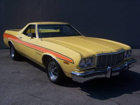 1976 Ford Ranchero for sale at Gambacorta Motors Inc. in Townsend DE
