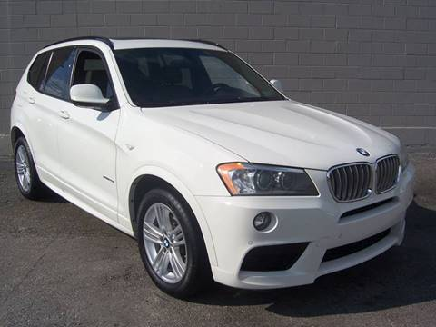 2011 BMW X3 for sale at Gambacorta Motors Inc. in Townsend DE