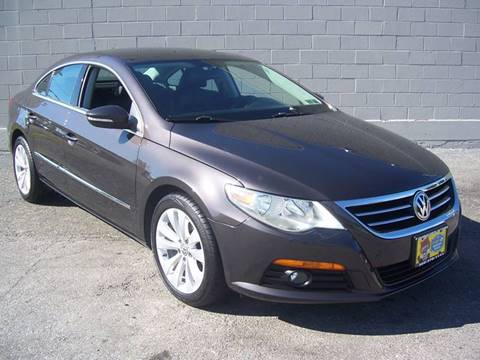 2010 Volkswagen CC for sale at Gambacorta Motors Inc. in Townsend DE