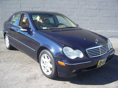 2004 Mercedes-Benz C-Class for sale at Gambacorta Motors Inc. in Townsend DE