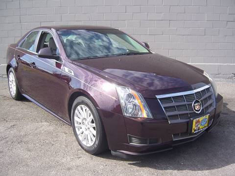 2010 Cadillac CTS for sale at Gambacorta Motors Inc. in Townsend DE