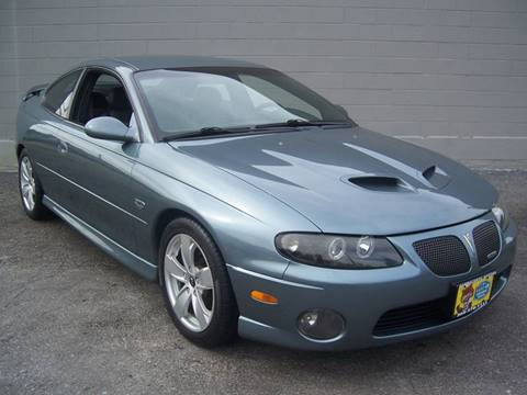 2006 Pontiac GTO for sale at Gambacorta Motors Inc. in Townsend DE