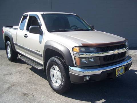 2004 Chevrolet Colorado for sale at Gambacorta Motors Inc. in Townsend DE