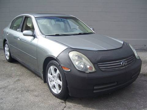 2004 Infiniti G35 for sale at Gambacorta Motors Inc. in Townsend DE