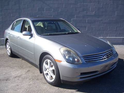 2004 Infiniti G35 for sale in Townsend, DE