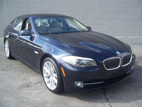 2011 BMW 5 Series for sale in Townsend, DE