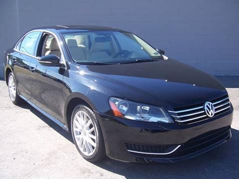 2012 Volkswagen Passat for sale in Townsend, DE