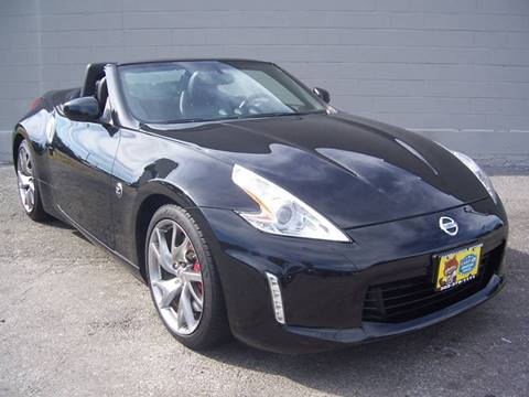 2014 Nissan 370Z for sale in Townsend, DE