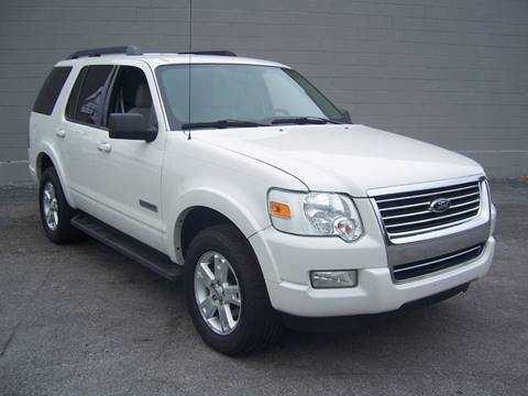 2008 Ford Explorer for sale in Townsend, DE