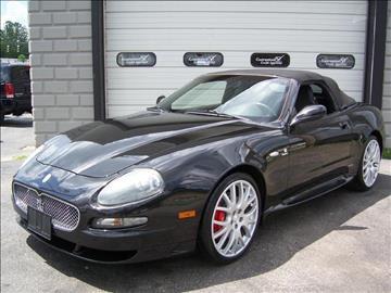 2006 Maserati GranSport for sale in Townsend, DE