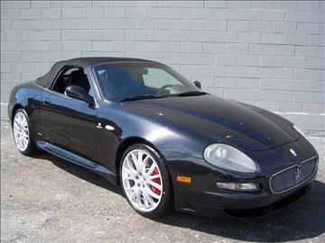 2006 Maserati GranSport for sale in Townsend, DE