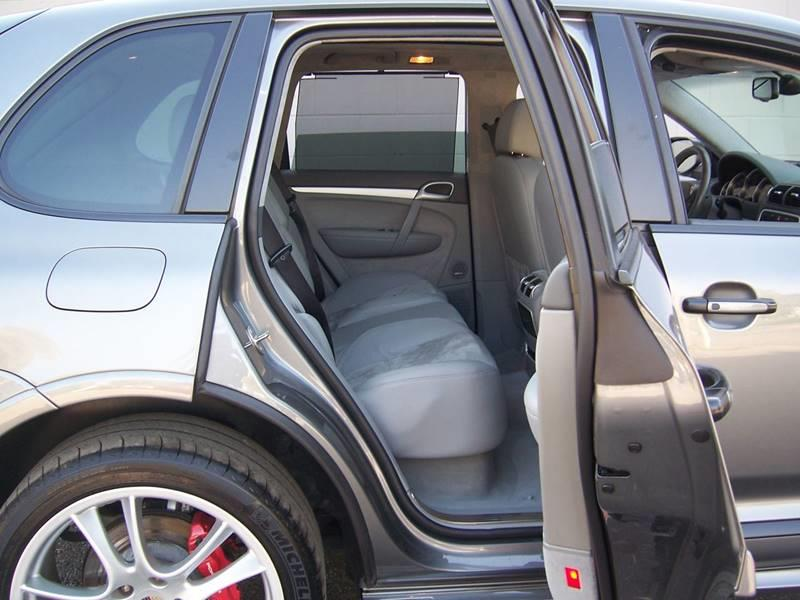 2010 Porsche Cayenne for sale at Gambacorta Motors Inc. in Townsend DE