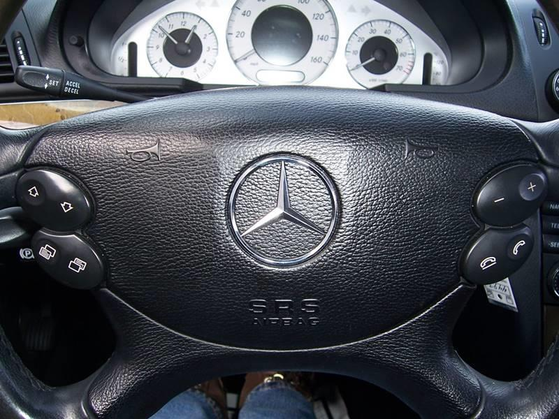 2008 Mercedes-Benz E-Class for sale at Gambacorta Motors Inc. in Townsend DE