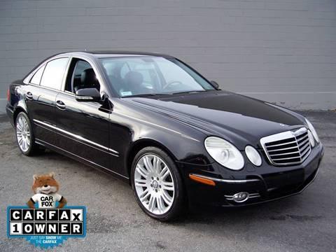 2008 Mercedes-Benz E-Class for sale at Gambacorta Motors Inc. in Townsend DE