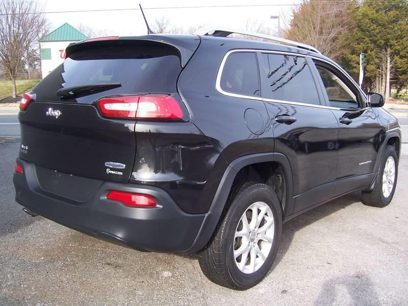 2014 Jeep Cherokee for sale at Gambacorta Motors Inc. in Townsend DE